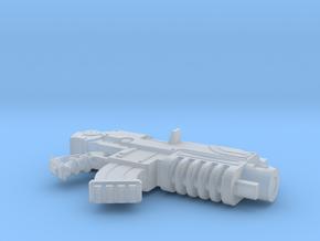 1:12 Miniature 40000 Bolter Gun - Warhammer in Smooth Fine Detail Plastic: 1:12