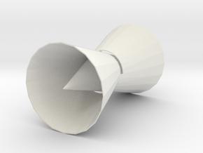sta225mm-1p5mm in White Natural Versatile Plastic