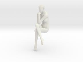 Printle N Femme 504 - 1/32 - wob in White Natural Versatile Plastic