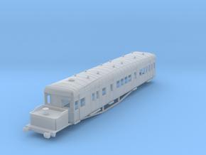 o-148fs-gsr-clayton-steam-railcar-scheme-A in Smooth Fine Detail Plastic