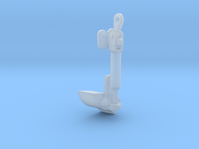 Front-Left-Latch in Smooth Fine Detail Plastic