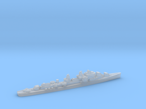 USS Robert K. Huntington destroyer 1:1800 WW2 in Smoothest Fine Detail Plastic