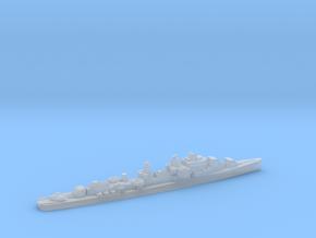 USS Robert K. Huntington destroyer 1:1800 WW2 in Smoothest Fine Detail Plastic