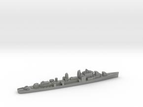 USS Robert K. Huntington destroyer 1:2400 WW2 in Gray PA12