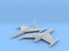 (1:285)(x2) SNCASE SE-X-207C in Smooth Fine Detail Plastic
