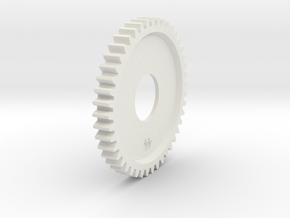HPI 76814 SPUR GEAR 44 TOOTH (1M) (NITRO 2 SPEED)  in White Natural Versatile Plastic