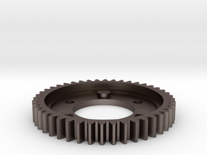 HPI 77054 (STEEL VERSION) in Polished Bronzed-Silver Steel
