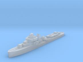 Brazilian Araguaya destroyer 1:3000 post WW2 in Smoothest Fine Detail Plastic