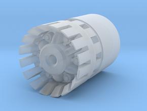 Accelerator Blade Plug SHORT in Smooth Fine Detail Plastic