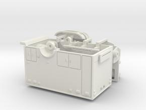 1/87 Philadelphia Terrastar Medic in White Natural Versatile Plastic