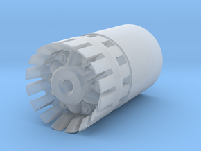 Accelerator Blade Plug in Smooth Fine Detail Plastic
