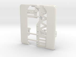 Atomic BZ - Low profil conversion kit in White Natural Versatile Plastic
