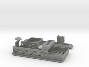Atomic BZ - Low profil conversion kit in Gray PA12