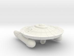 3125 Scale Federation Corvette (VT) WEM in White Natural Versatile Plastic