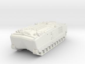 LVTP-5 1/144 in White Natural Versatile Plastic