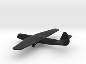 Airspeed AS.51 Horsa in Black Natural Versatile Plastic: 1:350