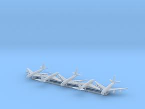 1/1250 C-135 Variants (FUD) in Smooth Fine Detail Plastic