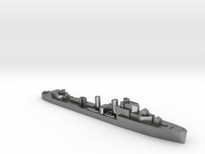 HMS Havant class destroyer 1:3000 WW2 in Natural Silver