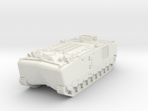 LVTP-5 A1 1/72 in White Natural Versatile Plastic