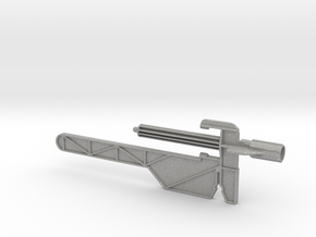 Captain Action Silver Streak Launcher - 7in Model in Aluminum