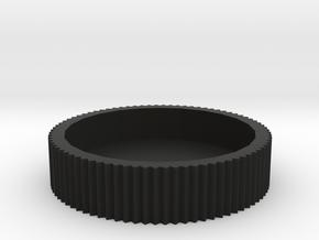 E-M5 Control Dial in Black Premium Versatile Plastic