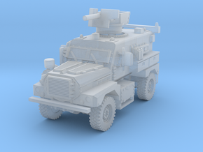 MRAP Cougar 4x4 early 1/220 in Smooth Fine Detail Plastic
