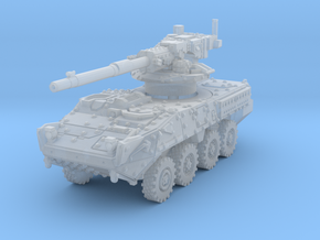 M1128 Stryker 1/200 in Smooth Fine Detail Plastic
