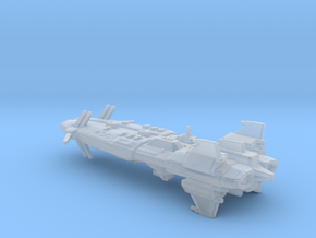 Strike Cruiser Carfax in Smooth Fine Detail Plastic