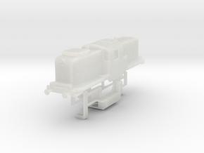 ÖBB 2045 (gemischte Vorbauten) in Smooth Fine Detail Plastic
