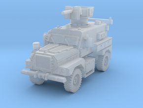 MRAP Cougar 4x4 mid 1/200 in Smooth Fine Detail Plastic