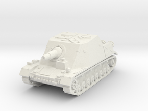 Brummbar mid 1/76 in White Natural Versatile Plastic