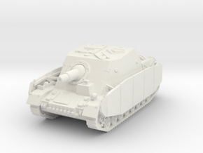 Brummbar mid (side skirts) 1/100 in White Natural Versatile Plastic