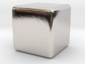 1 Cubic Centimetre in Platinum