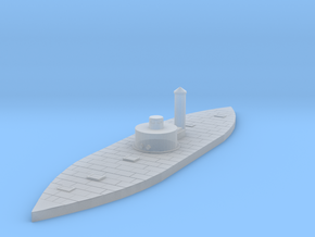 1/1200 Passaic Class Monitor in Smooth Fine Detail Plastic