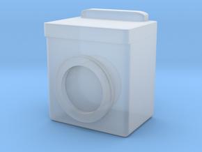 Washing Machine 1/43 in Smooth Fine Detail Plastic