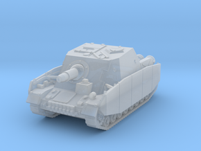 Brummbar mid (side skirts) 1/200 in Smooth Fine Detail Plastic