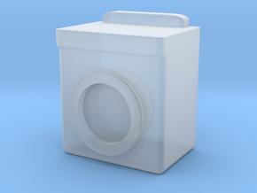 Washing Machine 1/35 in Smooth Fine Detail Plastic