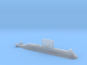 HSWMS NACKEN WL - 1250 in Smooth Fine Detail Plastic