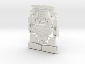 LittleBigMan - Body in White Natural Versatile Plastic: Large