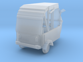 TT Scale Modern Rickshaw in Smooth Fine Detail Plastic
