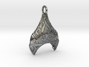 Zephyr in Antique Silver