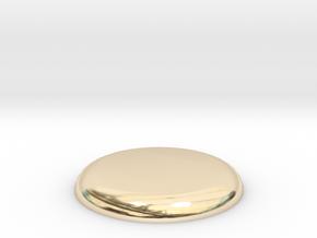 Or50drqnbgkpvru8h06g1phn47 44838078 Mod.stl in 14K Yellow Gold