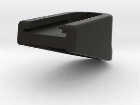 S&W BodyGuard 380 GeePlate in Black Natural Versatile Plastic