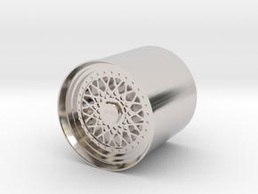 BBS RS Rim (Small) in Platinum