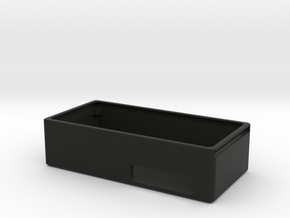 pwnagotchi case in Black Natural Versatile Plastic