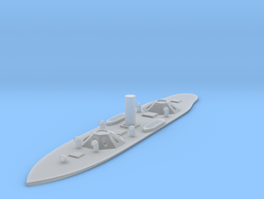 1/1000 CSS Wilmington in Smooth Fine Detail Plastic