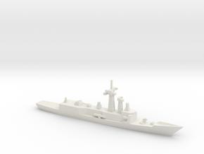 Adelaide-class frigate, 1/700 in White Natural Versatile Plastic