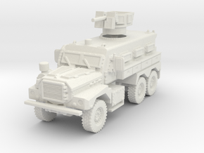 MRAP Cougar 6x6 early 1/120 in White Natural Versatile Plastic