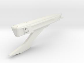 1000 TMP single engine3 in White Natural Versatile Plastic