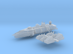Chaos Telsar Cruiser - A  in Smooth Fine Detail Plastic